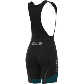 Alé Cycling PRS Master Bibshorts Women petroleum-turquoise